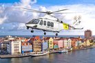 FBHeliservices awarded Dutch Caribbean Coastguard contract
