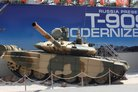 DefExpo 2012: Russian displays T-90S Modernised tank