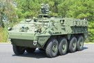 First pilot Stryker DVH exchange vehicle completed