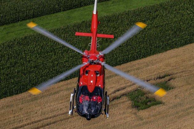 Saxony-Anhalt police receives H145