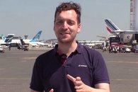Paris Air Show: The aircraft on display (video)