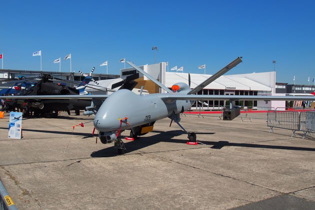 Paris Air Show: Anka on path to commercial market