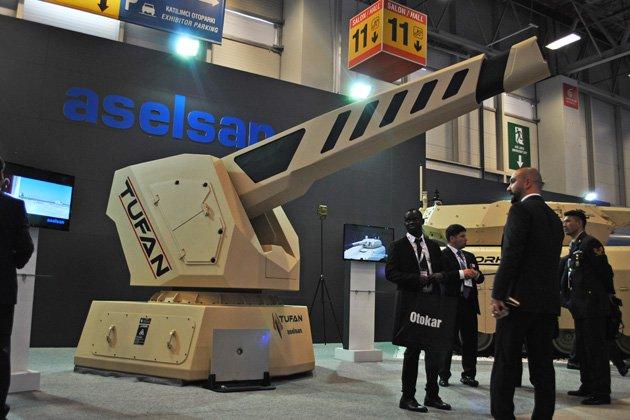 Aselsan details railgun development (video)