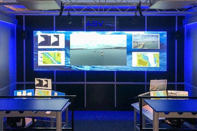 ASV opens global mission control centre