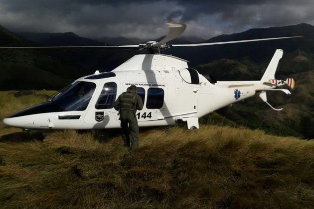 ​AW109 SP swings into medevac action