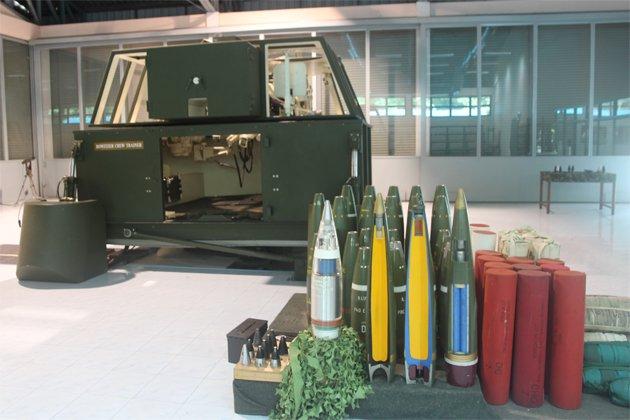 MilSim Asia: Thailand relies on M109 simulators