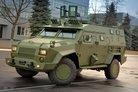 Ukraine adds to diverse vehicle fleet