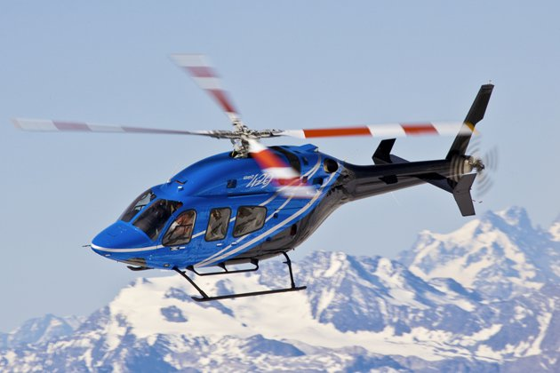 Bell bags VIP helicopter orders