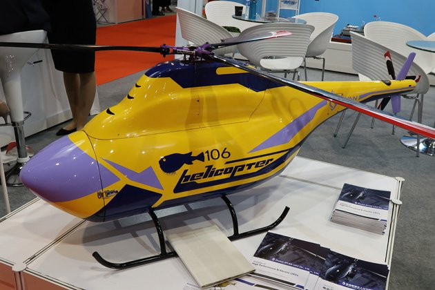 IMDEX Asia: China promotes armed UAVs