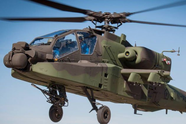 Indonesia's AH-64E getting service ready