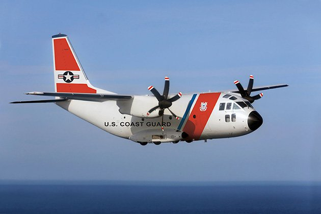 Star SAFIRE 380-HD for USCG HC-27J
