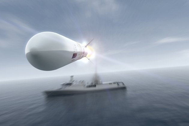 MBDA awarded £539 million missile contracts