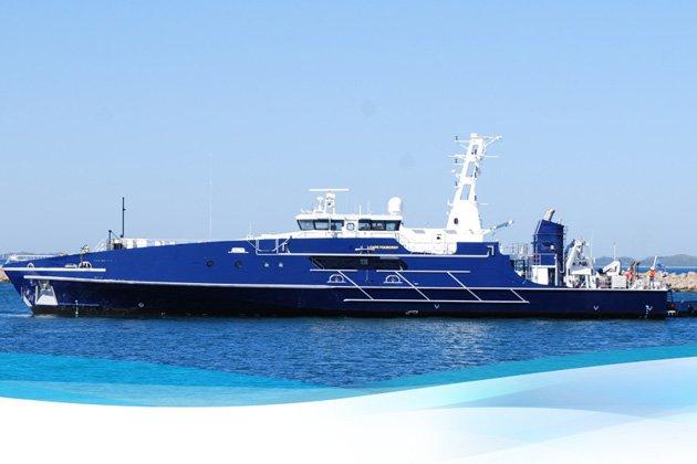 RAN receives Cape class patrol boat