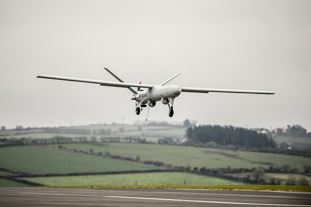 Paris Air Show: UK leads the way in synthetic wrap