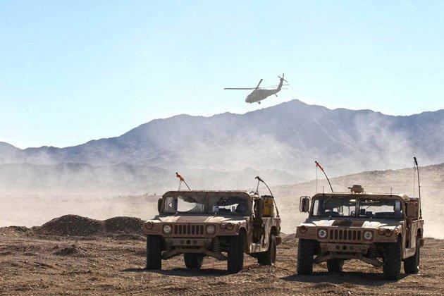IDEX 2017: Harris to digitise UAE battle management