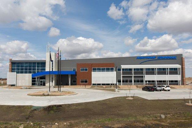 Northrop Grumman opens new UAS facility