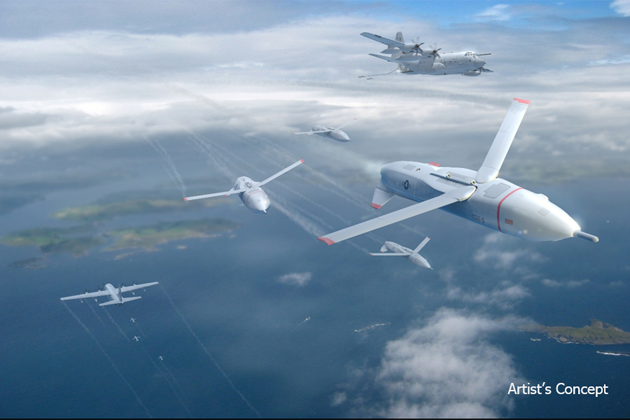 DARPA awards Gremlins Phase 2 contracts