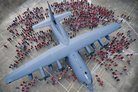 Lockheed Martin marks 2400th C-130 Hercules delivery