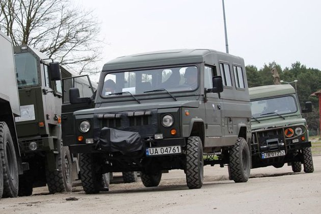 Poland relaunches 4x4 Mustang tender