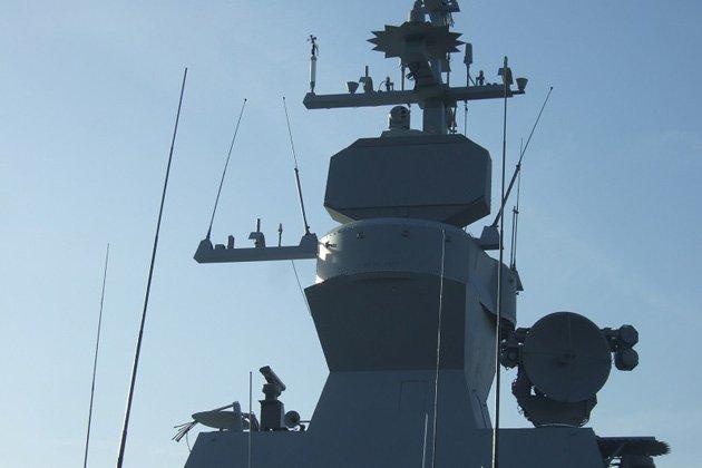 IAI installs ALPHA radar on Israeli vessel