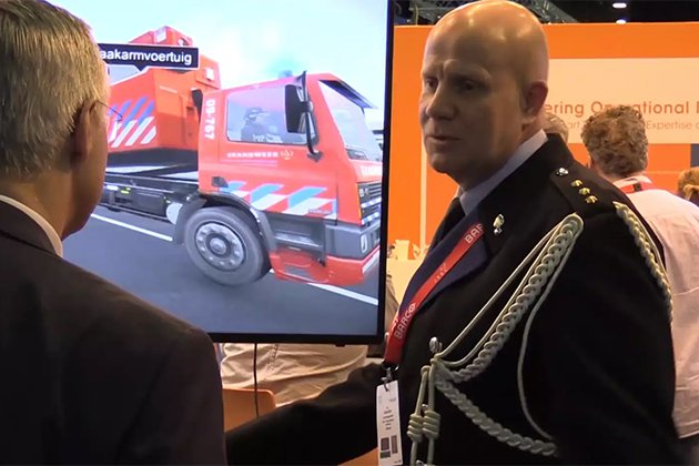 ITEC 2017: Military and VIP presence on the up (video)
