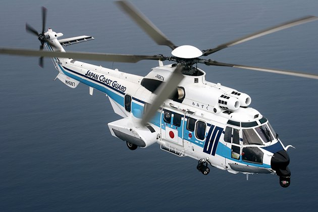 More H225s for Japan Coast Guard