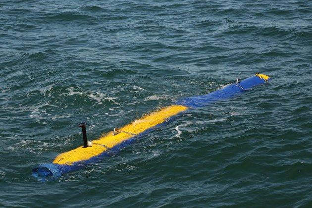 Knifefish UUV completes mine-hunting evaluation