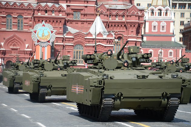 Russia delays Kurganets-25 production