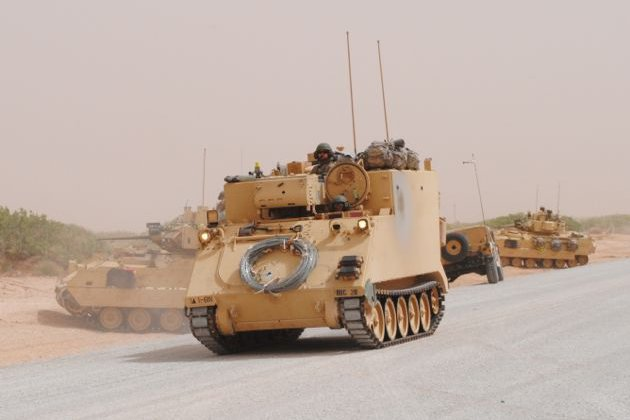 US Army looks to possible M113 upgrades