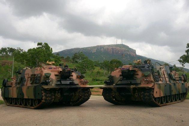 Australia receives M88A2 Hercules vehicles