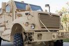 Navistar Defense to support MRAPs