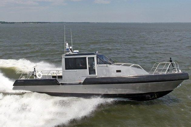 Vietnam receives patrol boats from US
