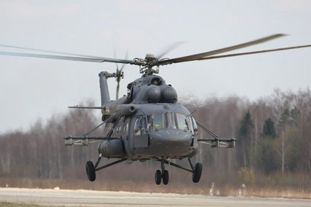 Belarus to receive final Mi-8MTV-5s