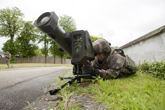French prepare for new anti-tank missile