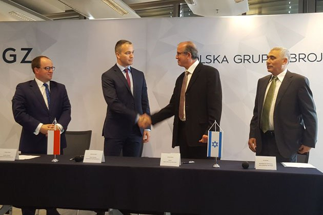 PGZ signs MoU with IAI