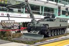 Singapore shows off new ARV and Leopard sights