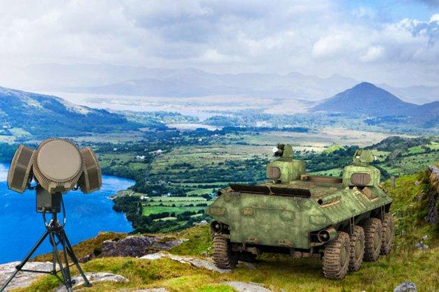 RADA tests OTM capabilities of tactical radars