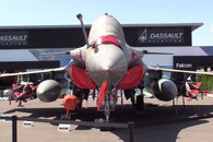 Paris Air Show: Rafale in depth (video)