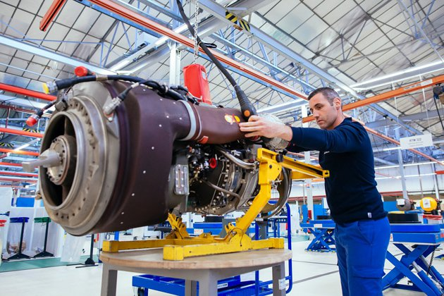 Safran to support German NH90 engines