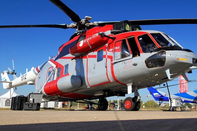   HeliRussia 2017: Russian Helicopters reduced order book