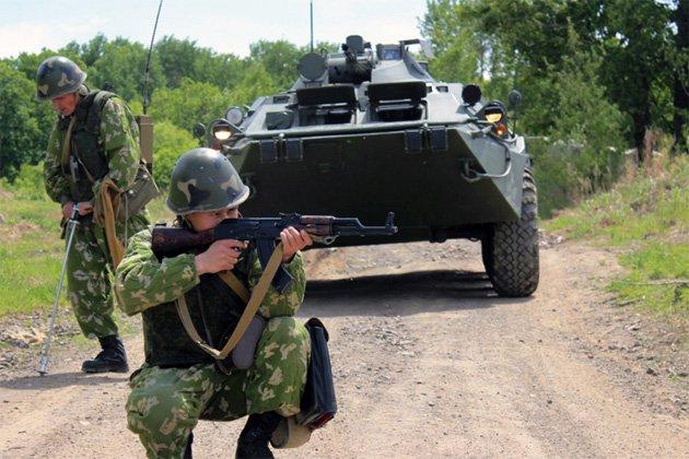 Russia prioritises land forces spending
