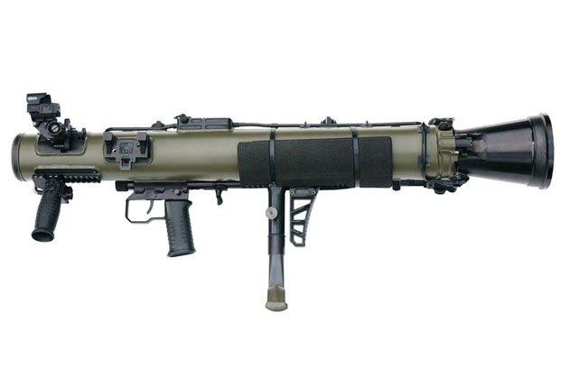 Slovakia receives Carl-Gustaf M4
