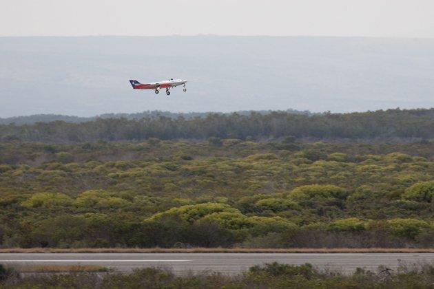 UAV demonstrator Sagitta makes maiden flight