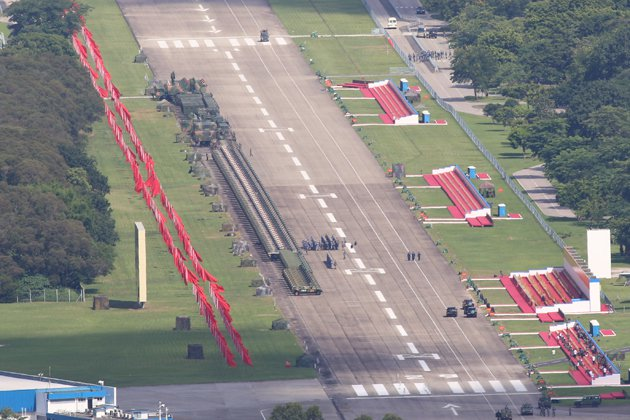 PLA to parade prowess in Hong Kong