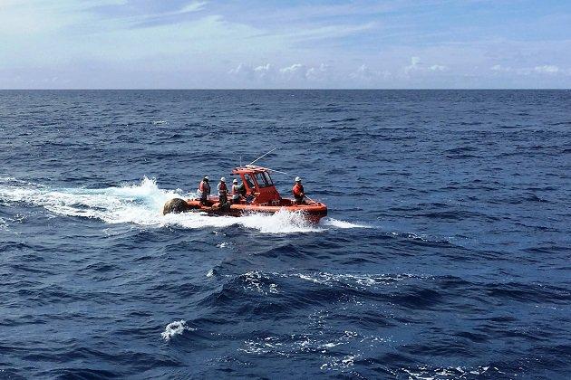 NOAA examines optionally manned survey
