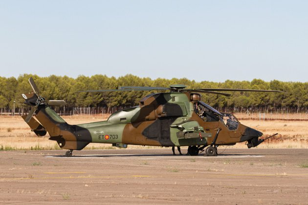 Thales, Europavia win Spanish helo support