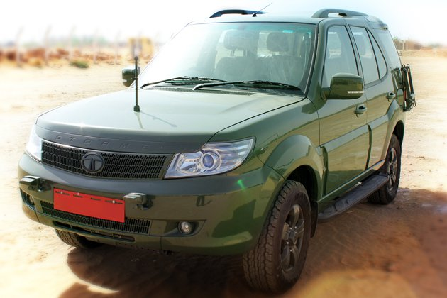 Tata wins Indian 4x4 contract