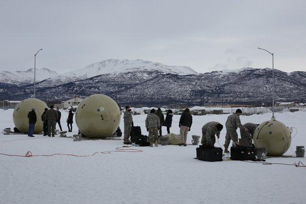 T2C2 SATCOM terminal tested in Alaska