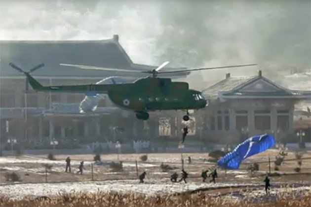 ​North Korea shows its SOF hand