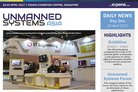 Unmanned Systems Asia 2017 Daily News - Day One